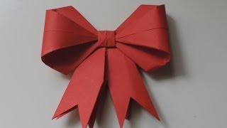 origami-bow